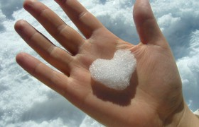 Храните свое сердце зимой