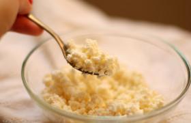 Рецепты здоровой пищи — домашний творог