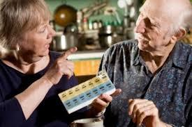 Основные стадии болезни Альцгеймера