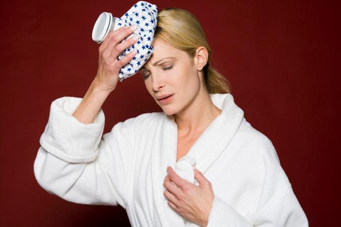 Причины головной боли: как снять головную боль