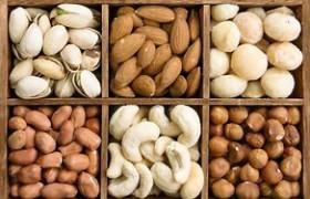 Семена и орехи – лучшая пища для мозга