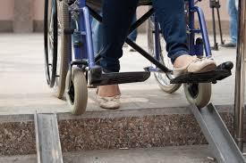Региональные медучреждения оказали плохо приспособлены для инвалидов
