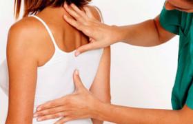 Упражнения при остеохондрозе в грудном отделе