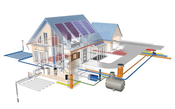 Канализация. Канализационные системы для загородного дома или дачи
