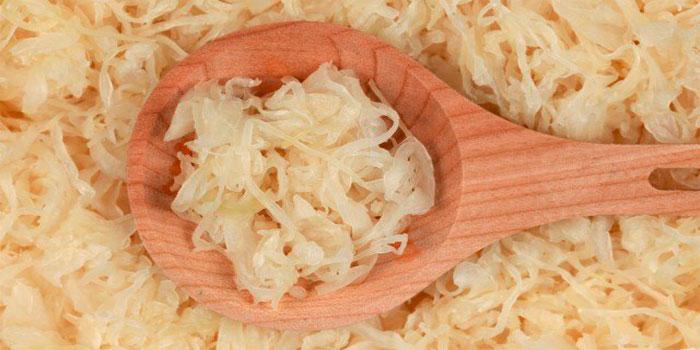 Четырехдневная диета на квашеной капусте