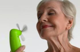 Могут ли приливы во время менопаузы указать на изменения мозга?
