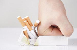 Почему люди набирают вес, бросая курить