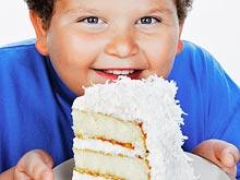 Ученые нашли область мозга, связанную с ожирением у детей