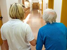 Сильное беспокойство приводит к старческому слабоумию