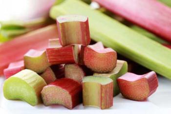 Ревень: новая пища против рака?