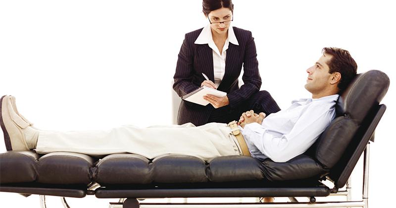 Психотерапевт: помощь вашему здоровью!