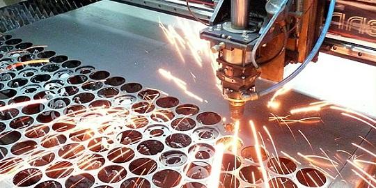 Термическая резка металла: преимущества и виды
