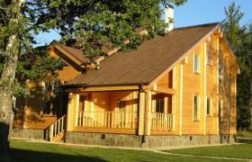 Какой материал выбрать для строительства загородного дома?