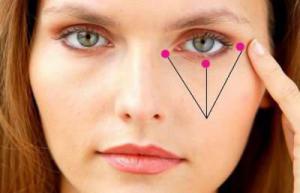 Как убрать мешки под глазами: очень быстрый эффект