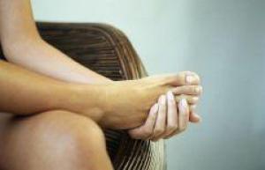 Больные ноги передаются по наследству