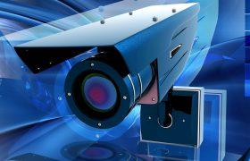 Комплексное оснащение домофонными системами, с видеонаблюдением — компания «Укрспецсвітло»