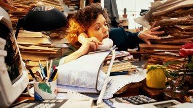 Бардак на рабочем месте ухудшает работу мозга, выяснили ученые