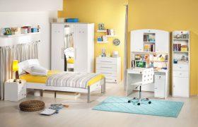Несколько правил для оформления детской комнаты