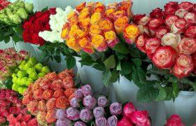 Доставка цветов всех сортов в России