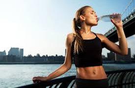 Фитнес-вода — пейте на здоровье