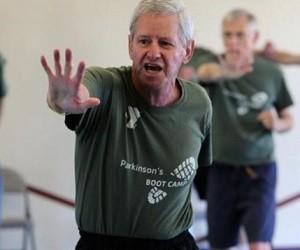 Фитнес поможет жертвам болезни Паркинсона