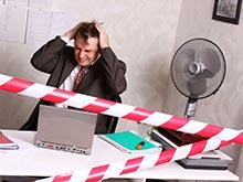 Сверхурочная работа — причина многих проблем со здоровьем