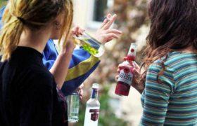 Алкоголь приводит к повреждению памяти у подростков