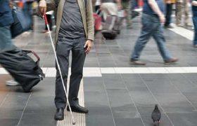 Мозг слепых людей обостряет им другие чувства