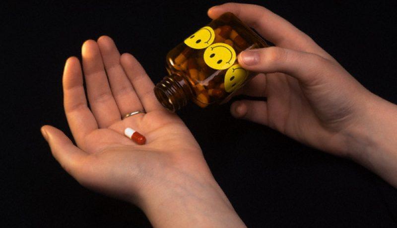 Антидепрессанты способствуют восстановлению поврежденных участков мозга