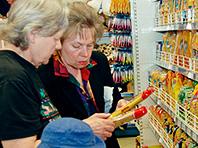 Специалисты не советуют верить надписям на этикетках продуктов