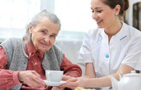 Пансионат «Золотая осень», забота о пожилых