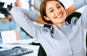 Ученые рекомендуют женщинам сохранять спокойствие на работе