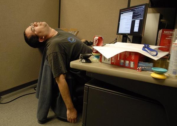 Ученые назвали главную причину хронической усталости