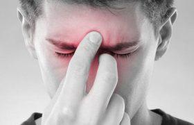 Синдром носоресничного нерва