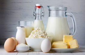 Молочные продукты предотвращают инсульт
