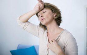 Женщины в период менопаузы могут страдать серьёзными расстройствами