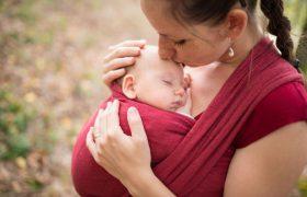 Присутствие матери оказывает благоприятное воздействие на мозг ребенка