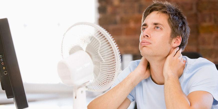 Как жара влияет на мозг