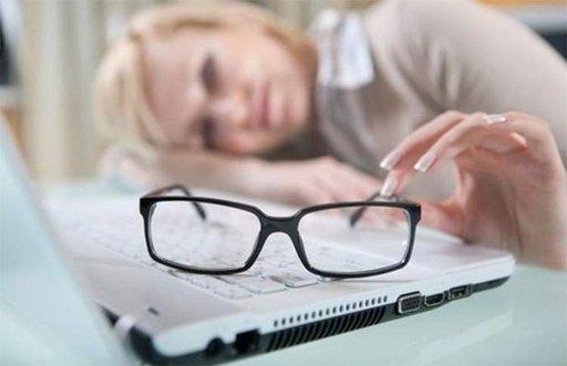 Несколько советов по сохранению зрения при работе за компьютером