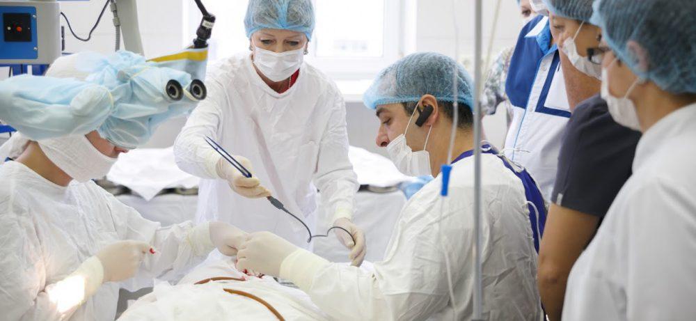 В Челябинске врачи научились лечить мозг без кровавой операции