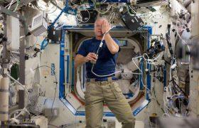 Пребывание в космосе плохо влияет на мозг