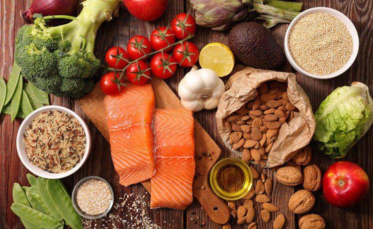 Здоровая диета: сколько овощей и фруктов нам необходимо?