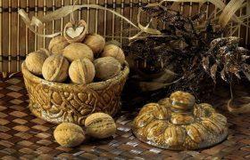 Грецкие орехи полезны против болезни Альцгеймера