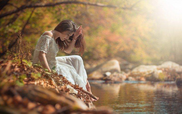 Способы поднять себе настроение осенью