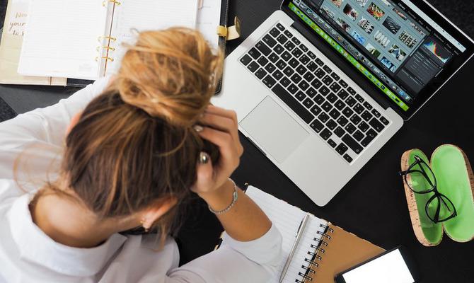 Привычки, которые порождают стресс
