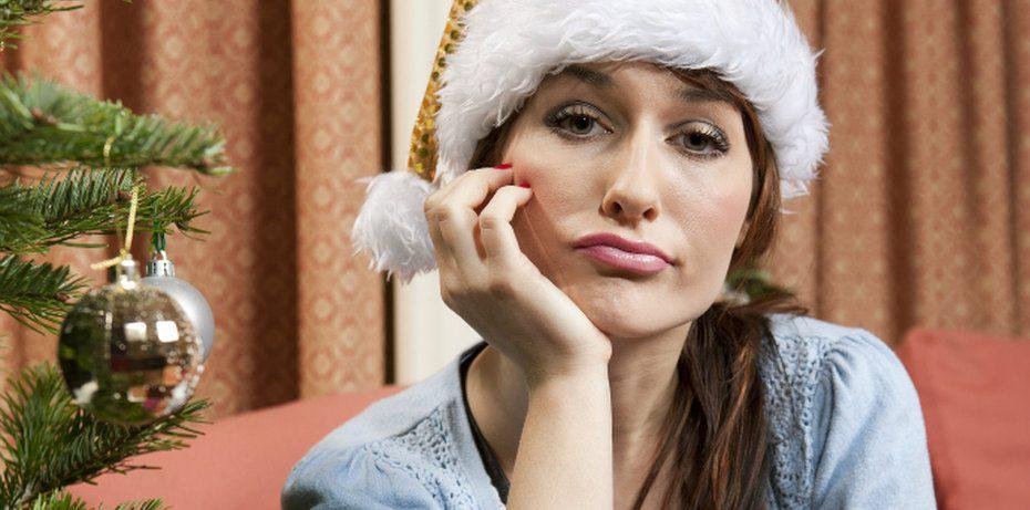 Хандрите на Новый год? Вот, как победить «праздничую депрессию»