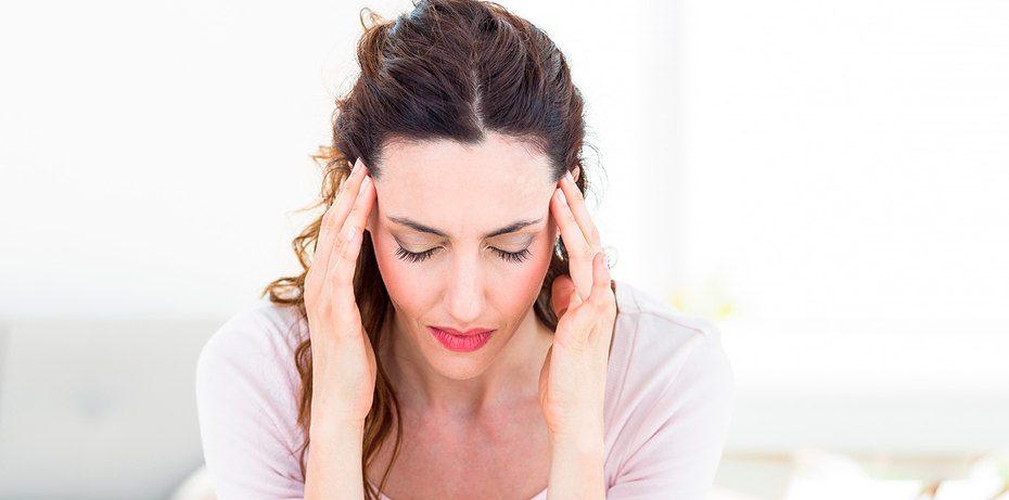 Головные боли при вегето-сосудистой дистонии