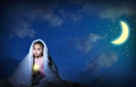 Как ребенку справиться с ночными страхами