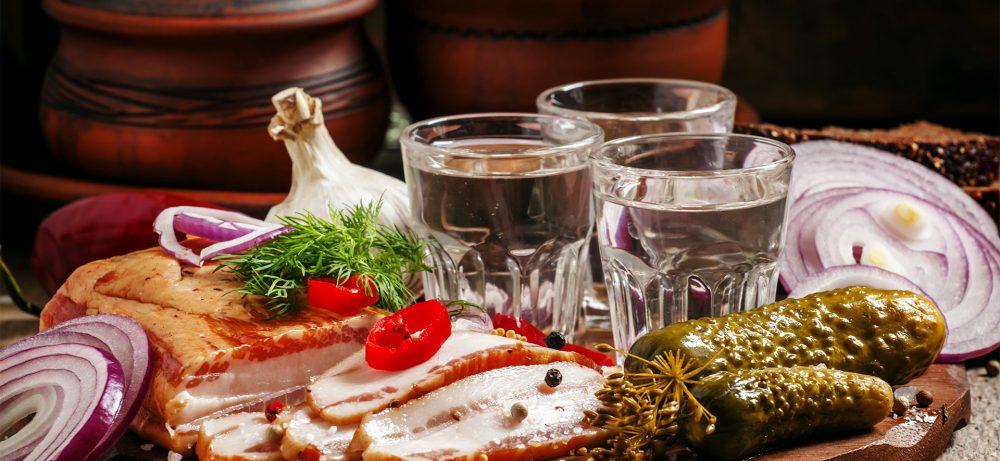 Продукты, усиливающие тягу к алкоголю