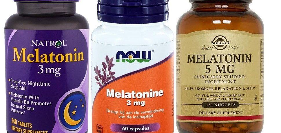 Мелатонин для сна
